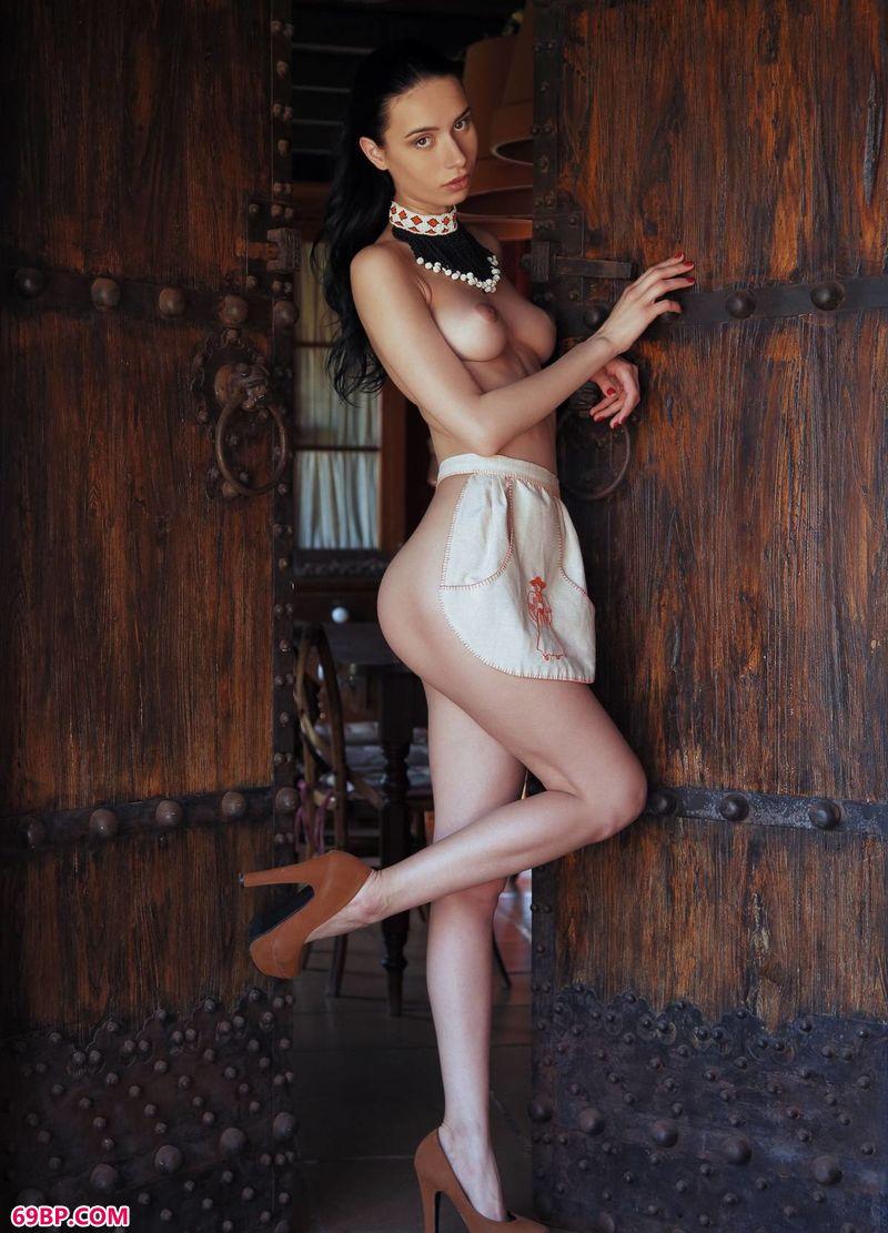 绝品古典风格人体裸模Dita